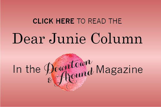Dear Junie Column banner new