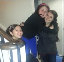 Sisters, best friends