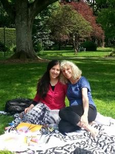 Hannah-picnic
