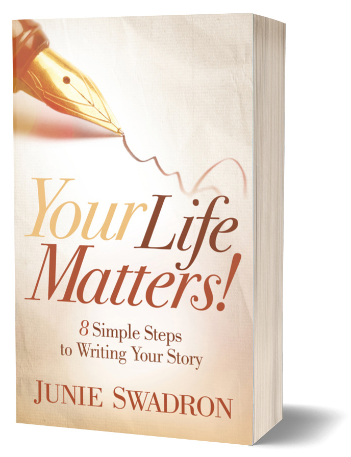 Author of Your Life Matters, Junie Swadron, interviews Lynn Thompson