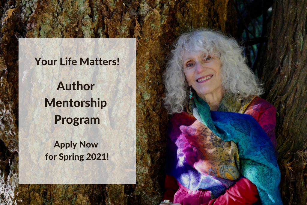 Your Life Matters Author Mentorship Program, by Junie Swadron